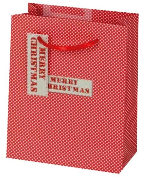 Christmas Patchwork Bag small