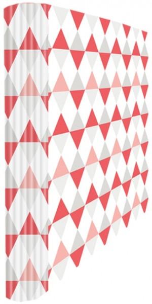 Ringmappe A4 Dreiecke Pastell