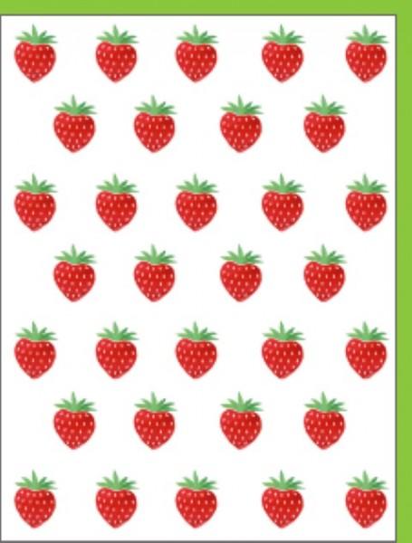 Minik. Erdbeeren