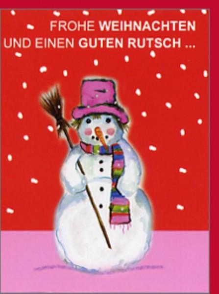 Minik. Frohe Weihnachten
