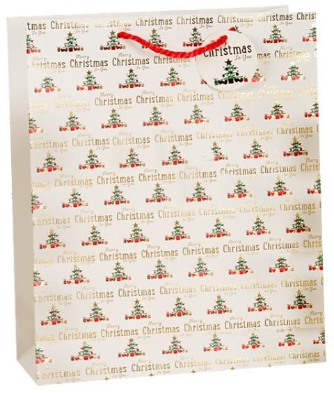 Christmas Tree Bag large