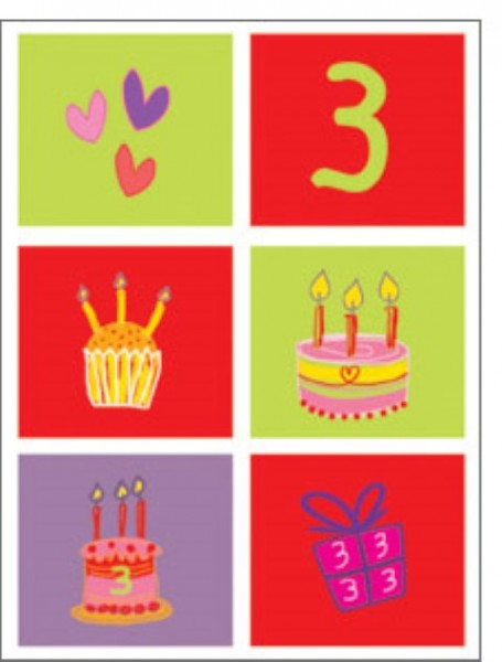 Minik. 3. Geburtstag