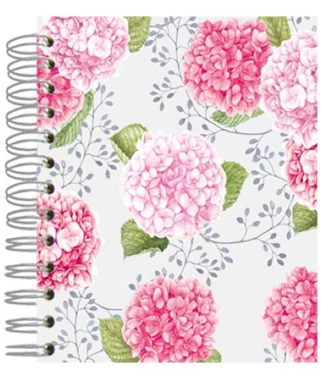 Buch 12x15 Hortensie