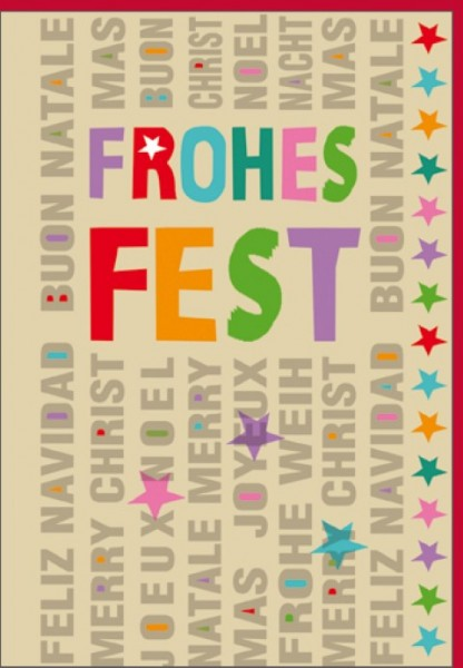 Umschlagk. Frohes Fest