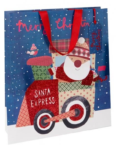 Santas Express Bag large