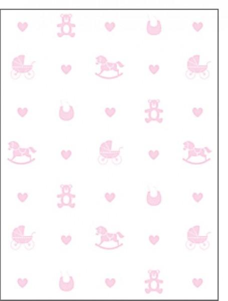 Minik. Baby Icons rosa