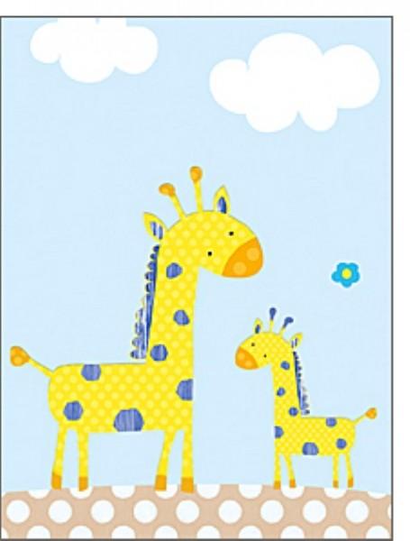 Minik. Baby Giraffe