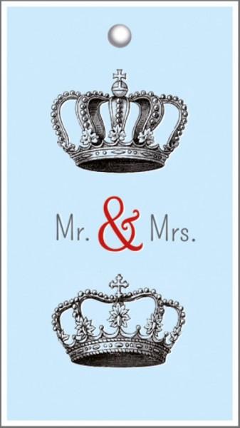 Tags Mr. &. Mrs.