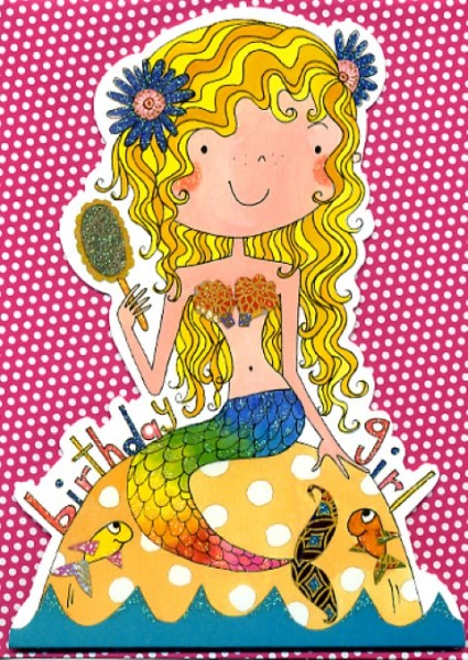 Umschlagk. 3D H.B. Mermaid