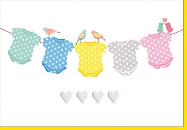 Umschlagk. Birdy-Babybodies