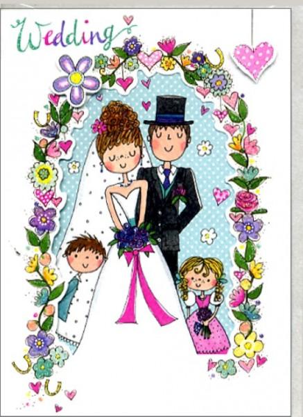 Umschlagk. Wedding