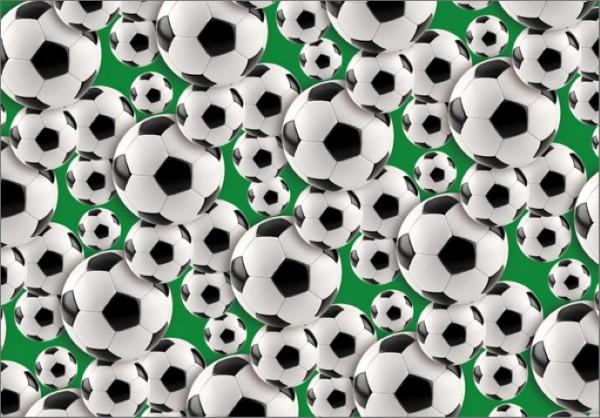 Fußball 50x70
