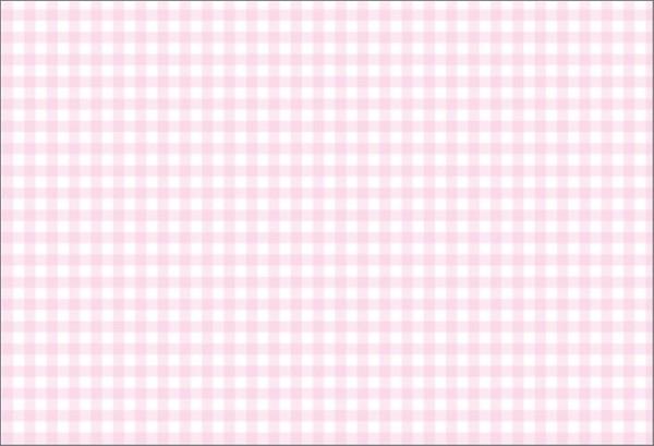 Vichy Karo rosa 50x70