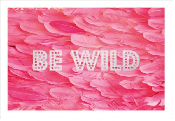 Umschlagk. LM Be Wild