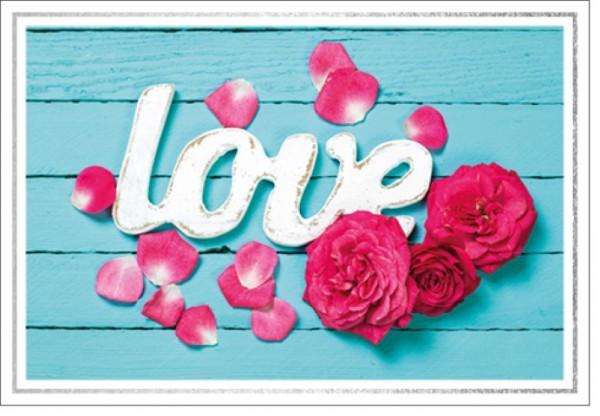 Umschlagk. LM Love