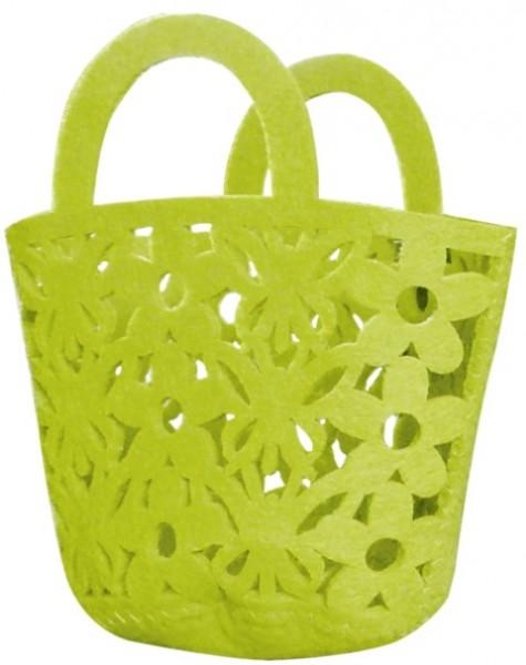 Flower Bags grün 12cm