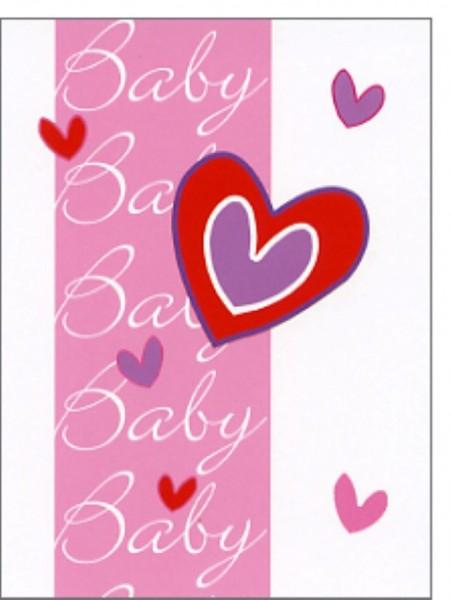 Minik. Baby rosa