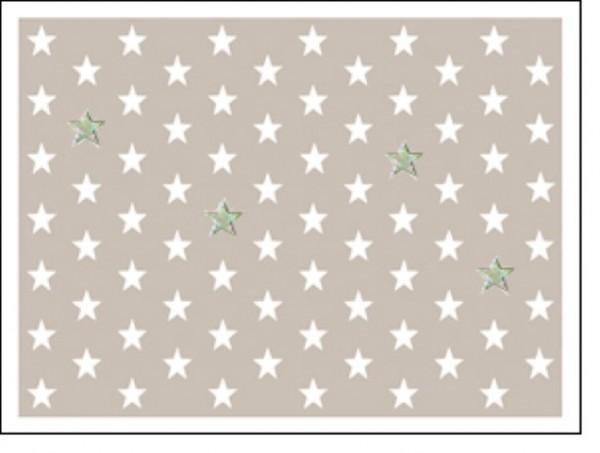 Minik. Cream Stars