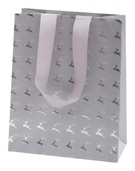 Silber Hirsche Bag medium