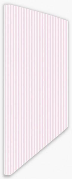 Schnellhefter Streifen rosa