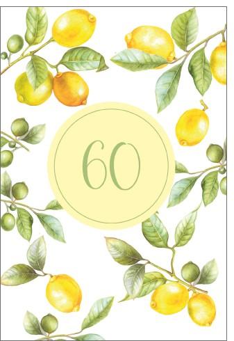 Umschlagk. LR 60 Lemontree