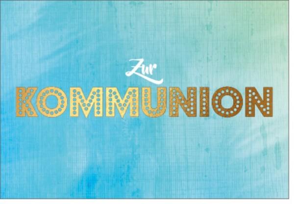 Umschlagk. LW Kommunion