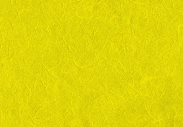 Naturseide gelb93x63