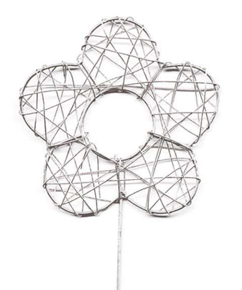 Stecker Drahtblume 18 Stück