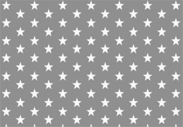 Grey Stars 50x70