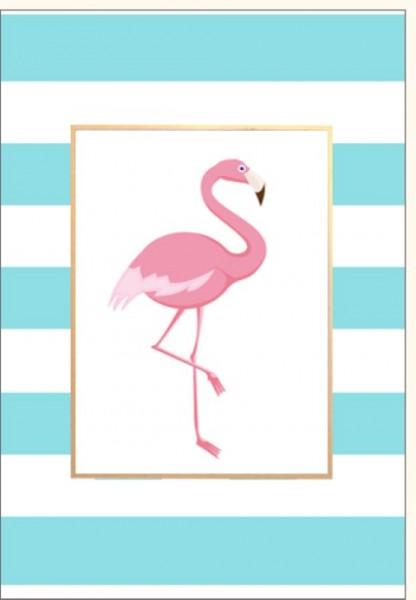 Umschlagk. Flamingo chamois