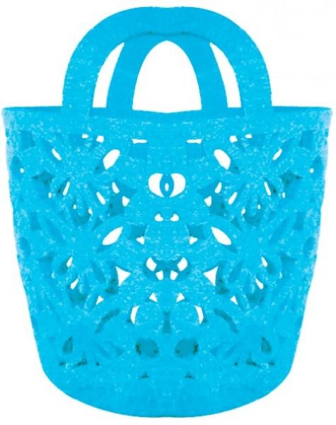 Flower Bags blau 12cm