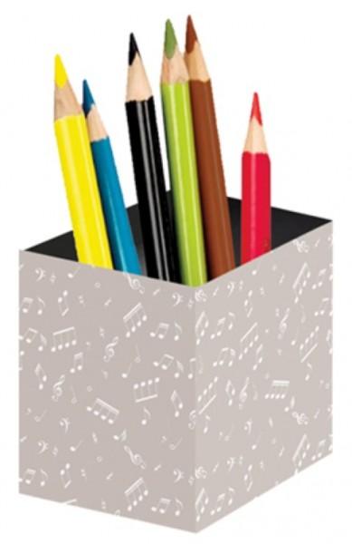 Stifteköcher Noten