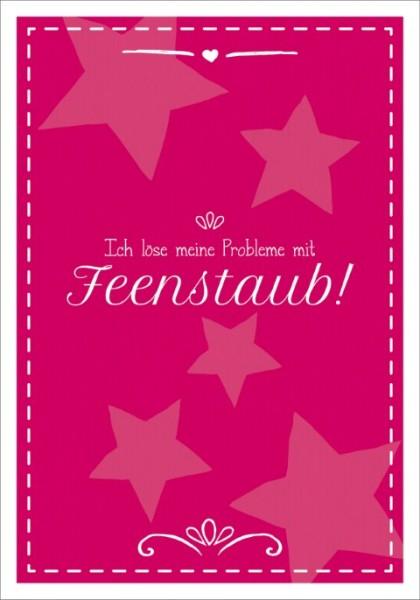 Postk. LQ Feenstaub