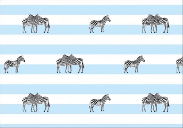 Zebra 50x70