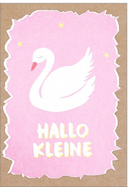 Umschlagk. pp Hallo Kleine