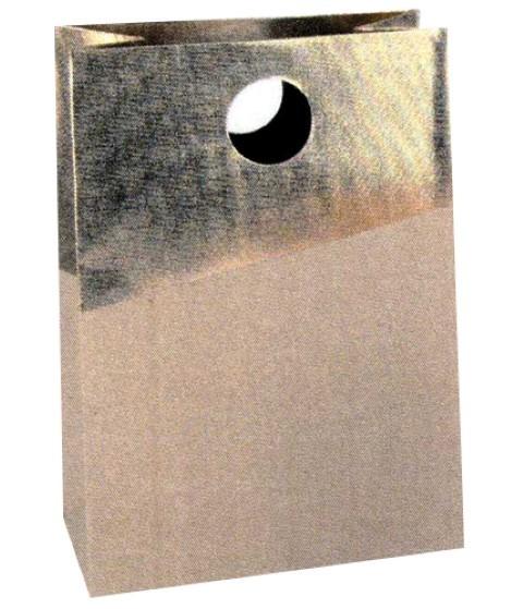 Glam Bag gold 22x15x8