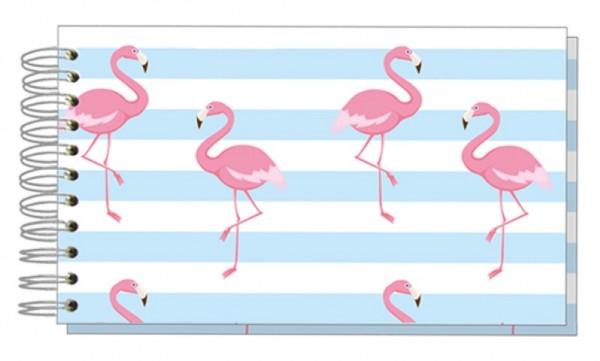 Fotoalbum 13x18 Flamingo