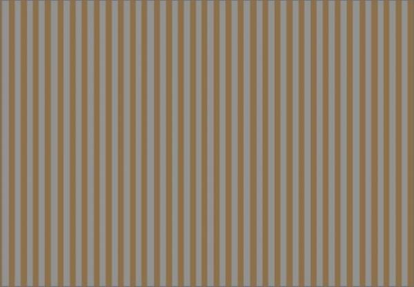Streifen Grau Kupfer 50x70
