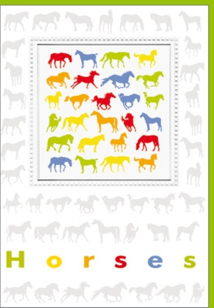 Umschlagk. Horses