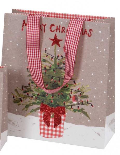 Weihnachtsbaum Bag medium