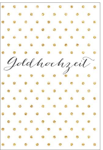 Umschlagk. pc Goldhochzeit Twinkle