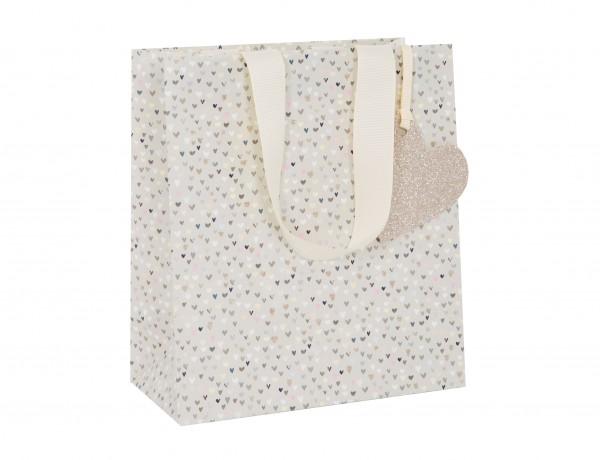 Kleine Herzchen Bag large