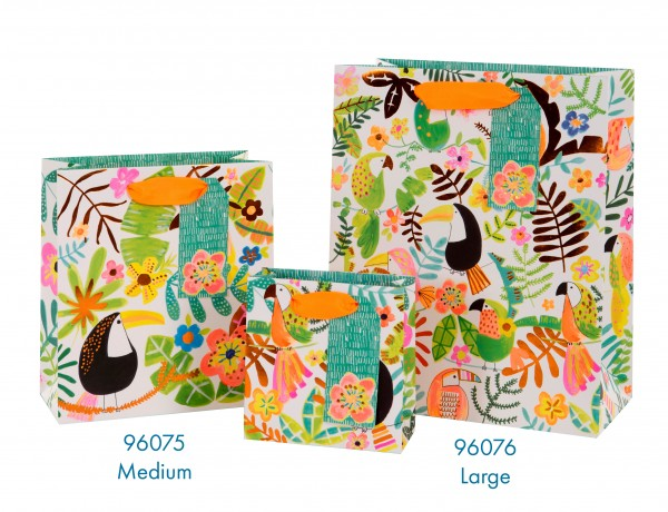 Regenwald Bag medium