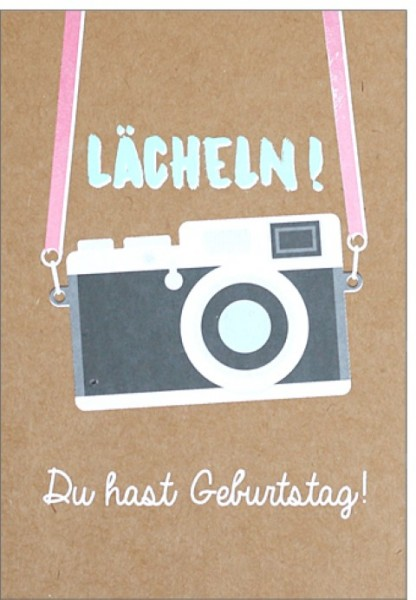 Umschlagk. pp Lächeln
