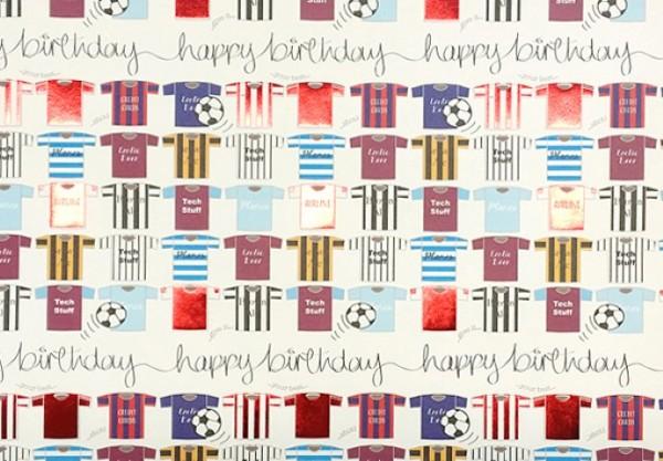 Happy Birthday Fußballtrikots
