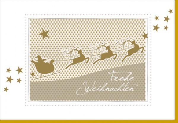Umschlagk. Santas Eve