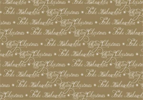 Gold Script 50x70