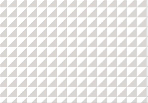 Dreieck taupe 50x70