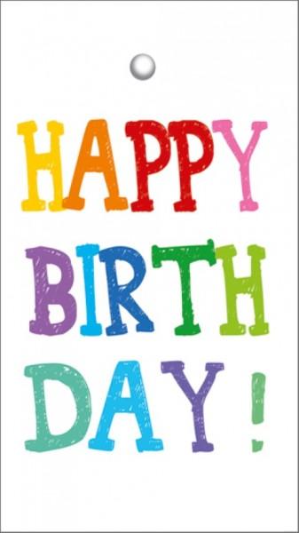 Tags Happy Birthday bunt