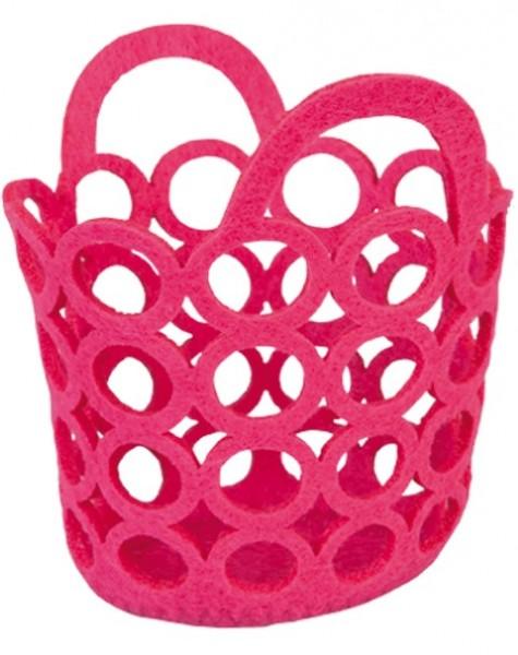 Circle Bags pink 12cm